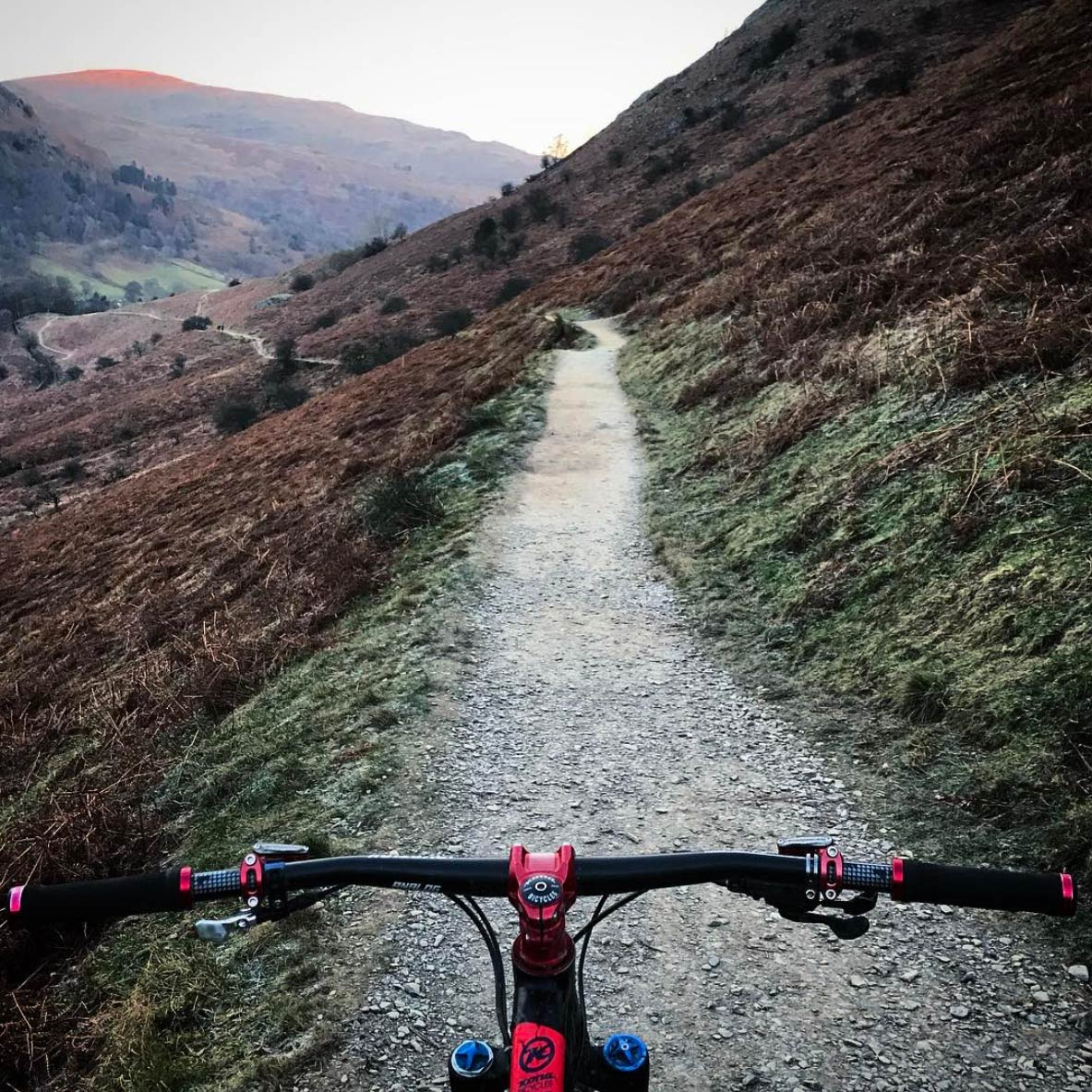 Lake District Routes - LakesMTB