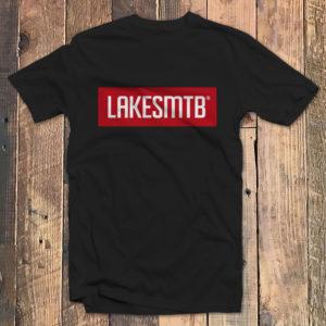 LakesMTB 2 Colour T-Shirt