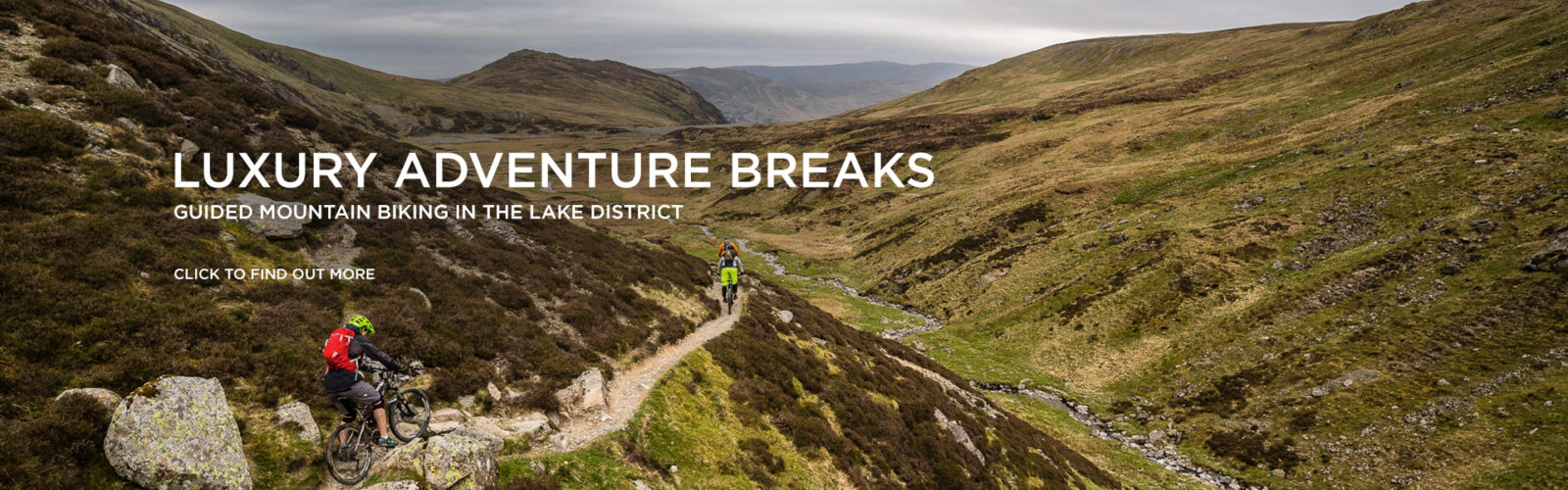 Luxury Lake District MTB breaks